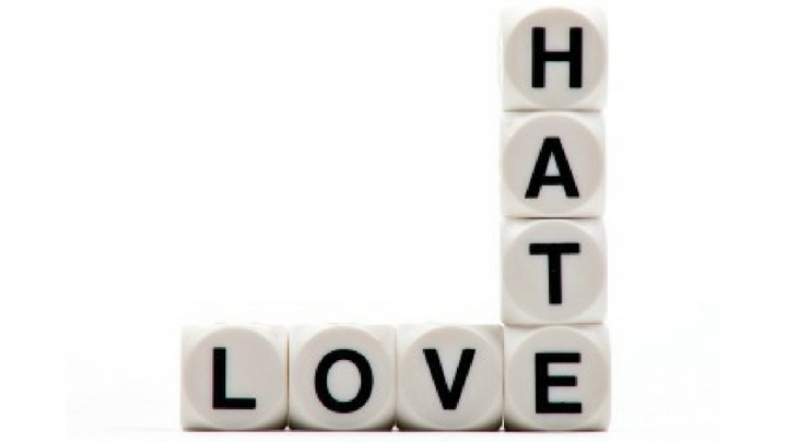 The Virtue in Hating