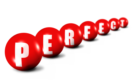 Do You Make the Mistake of Striving for Perfection?