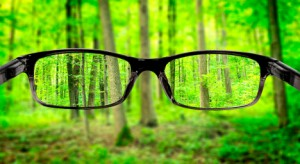 How You Can Benefit from Blurry Vision