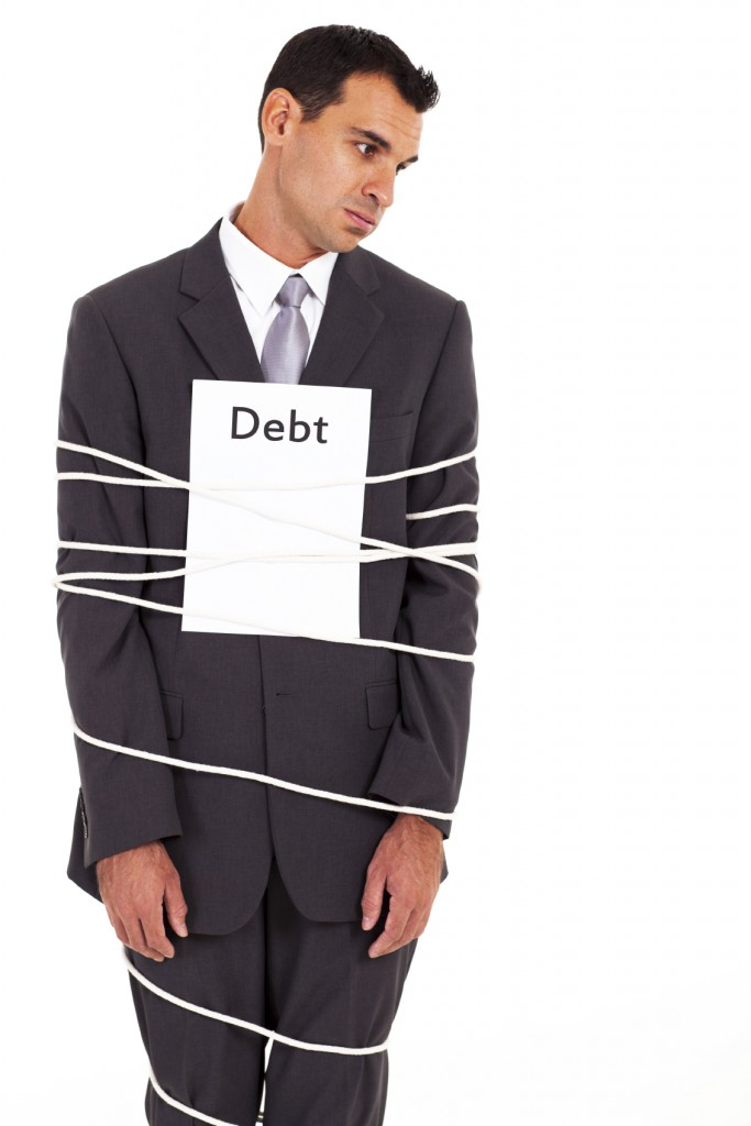 Tied Up with Debt