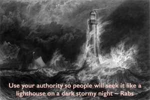 Are You Using Authority Wisely?