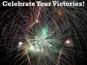 Help Me Celebrate a Victory!