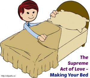Do You Know the Supreme Act of Love?