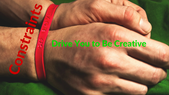 How to Drive Yourself to Be Creative