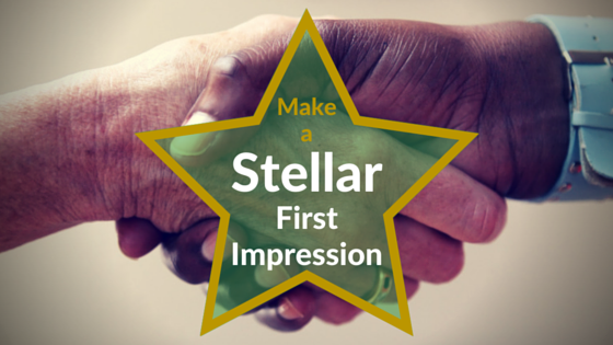 How to Make a Stellar First Impression